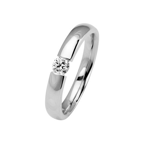 Tensione  SP-TEN015 Ring Weißgold Diamant